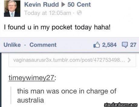 Australian Dad Joke